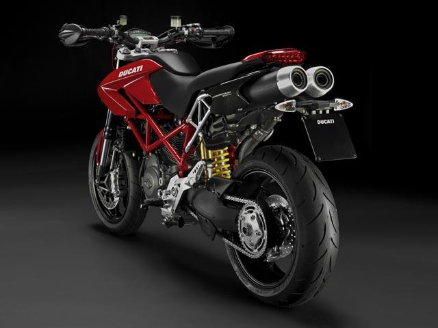 Ducati Hypermotard 2010