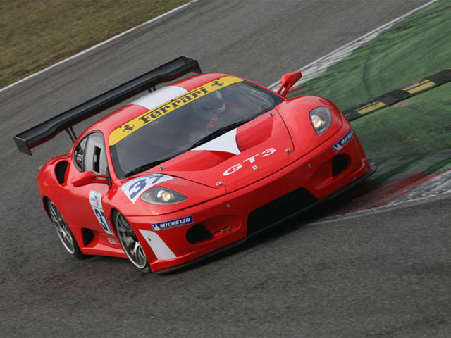 Valentino Rossi, con Ferrari en las 6 Horas de Vallelunga