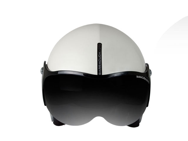 Casco jet Barracuda Moto