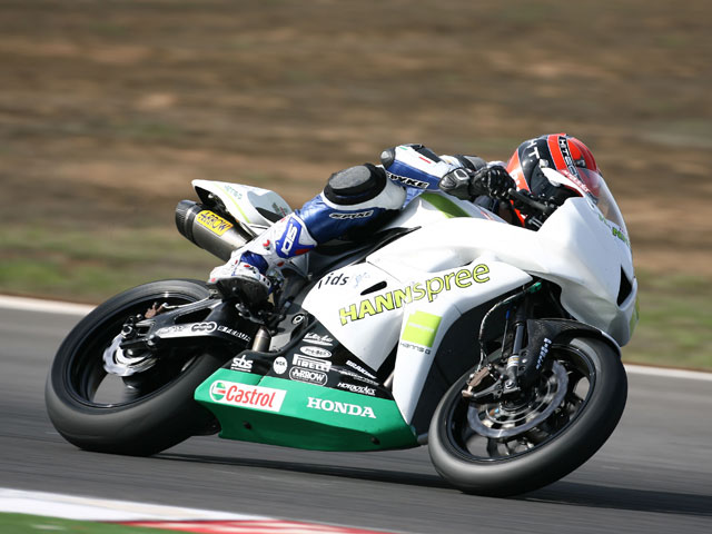 Imagen de Galeria de Michelle Pirro ficha por el Honda Ten Kate de Supersport
