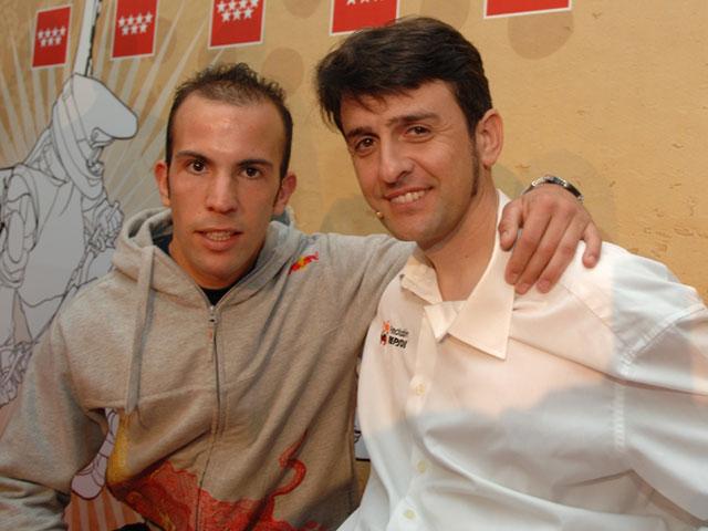 Marvin Musquin se impone en el Supercross Solidario de Madrid