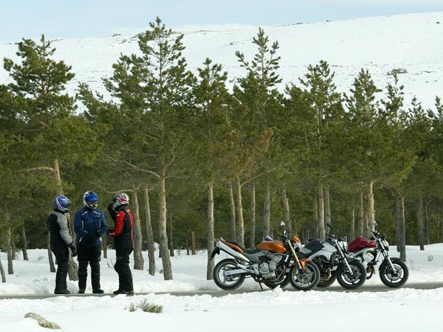Imagen de Galeria de Prepárate para el invierno con el mejor equipamiento y accesorios