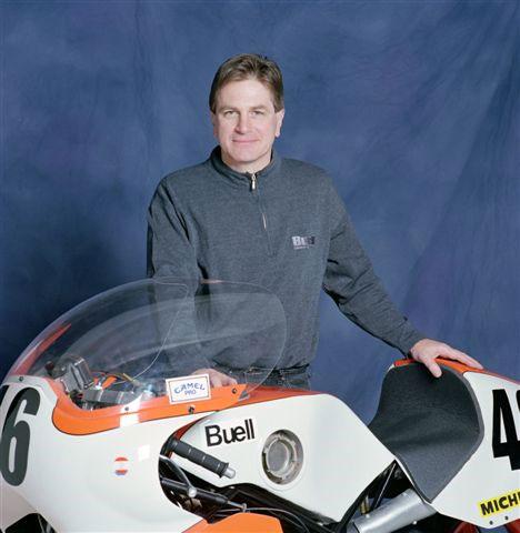 Erick Buell Racing, tienda especializada en las motos de competición Buell
