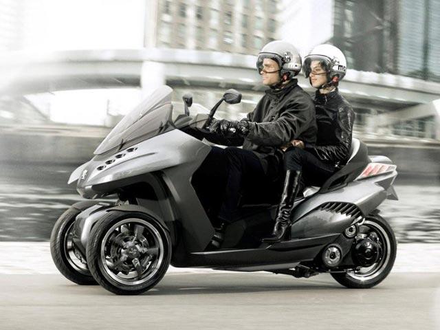 Peugeot Hybrid 3 Evolution