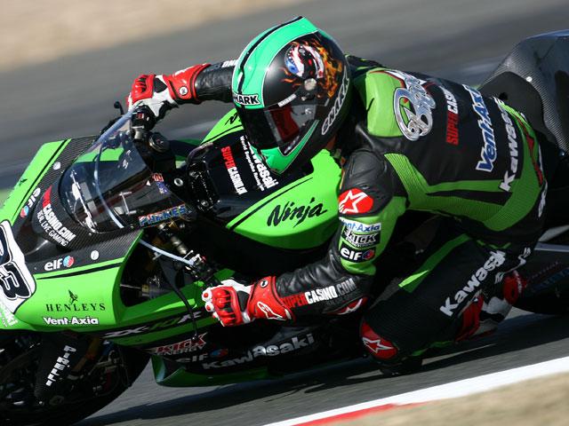 Broc Parkes cambia Kawasaki oficial por Honda privada