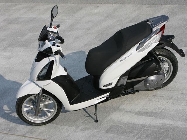 KYMCO People GT 300i, presentado en Milán