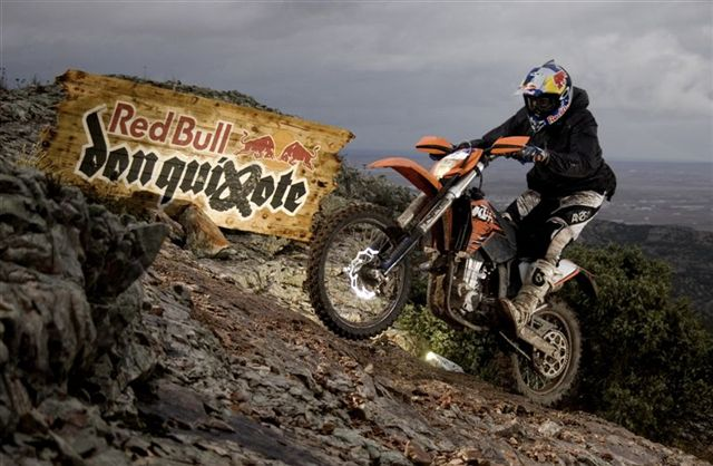 Enduro Red Bull Don Quixote en fotos