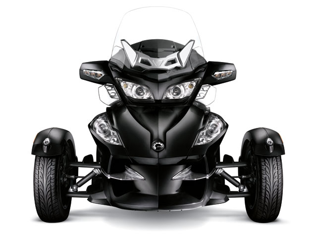 Can Am Spyder Roadster RT