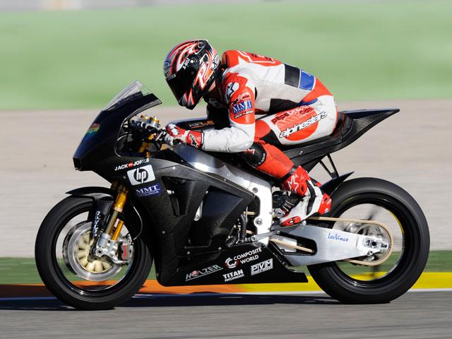 Pons Racing entrenará con la Kalex Moto2 en Valencia