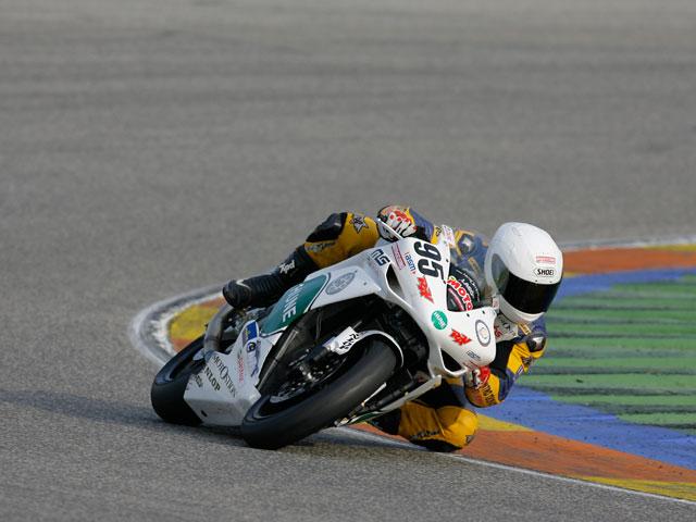 Probamos la Moto2 de la Universidad Carlos III