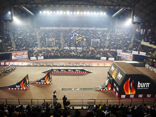 La Copa de España de Freestyle llega a Logroño el 12 de diciembre