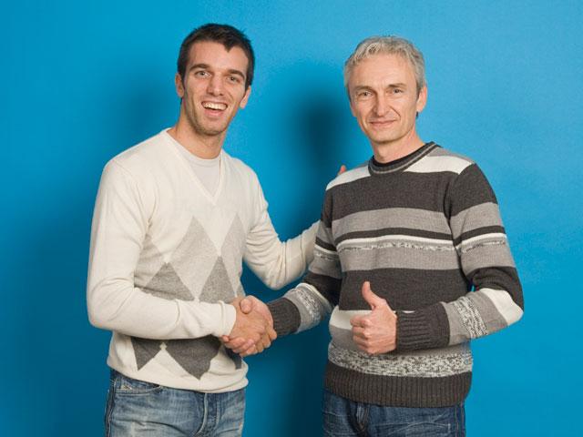 Alex de Angelis, con el equipo Scot en Moto2