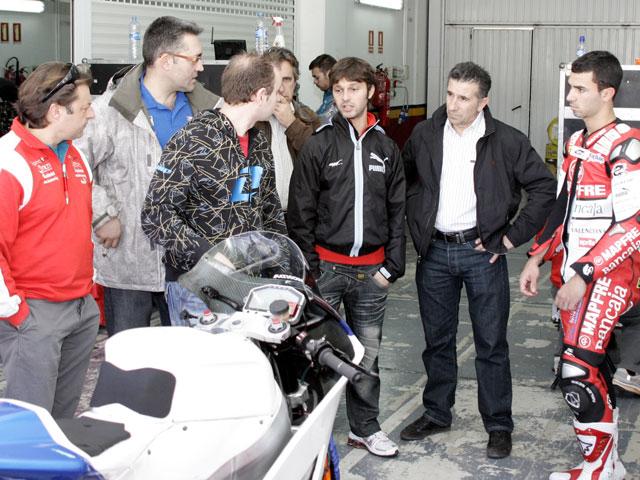 """Aspar: """"Aprilia está perdiendo una gran oportunidad en Moto2"""""""