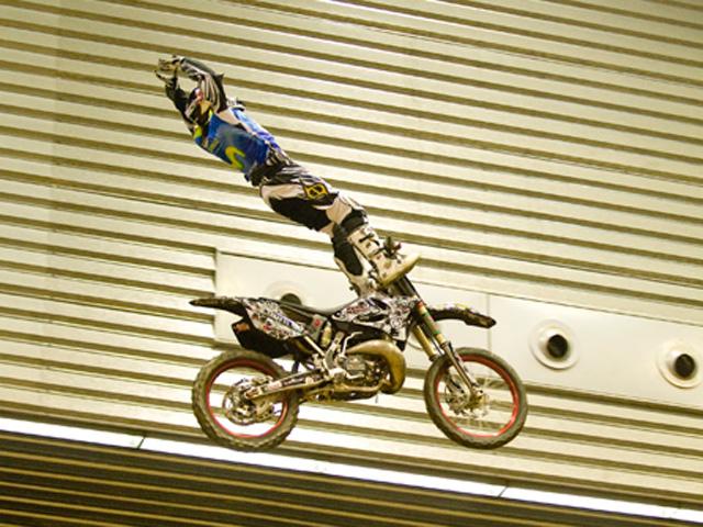 Freestyle Moto Stars de San Sebastián