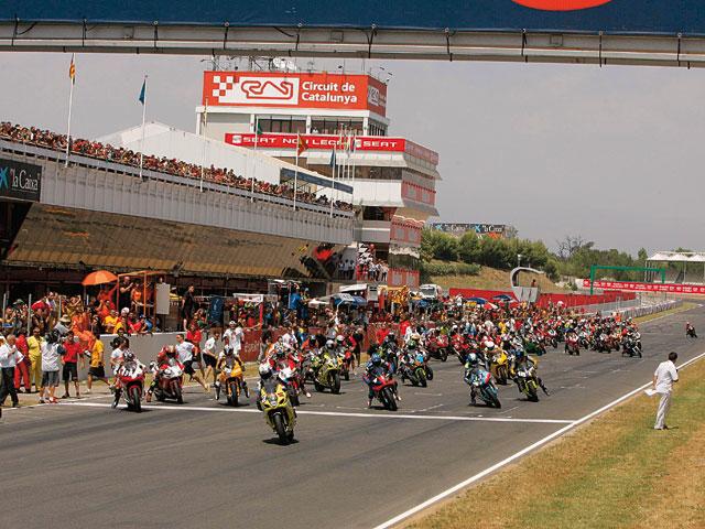 Campeonatos nacionales, territoriales y copas de promoción de moto de velocidad