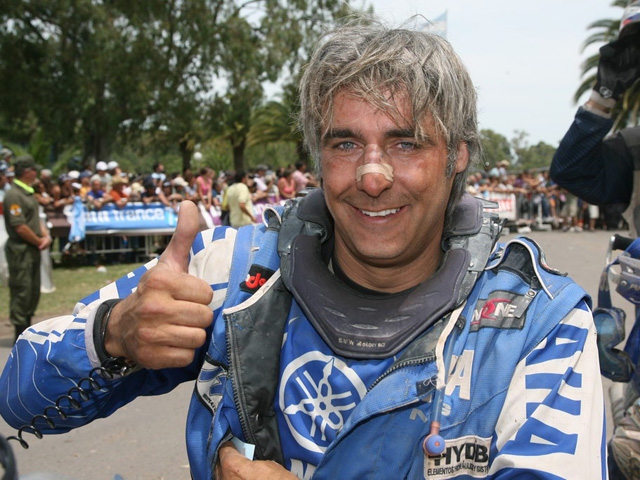 Cyril Despres logra su tercera victoria en el Rally Dakar
