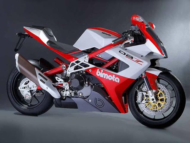 Bimota DB8 y Moto2, en el Salón de la Moto de Verona