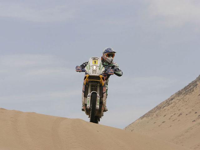 Dakar 2010 en fotos