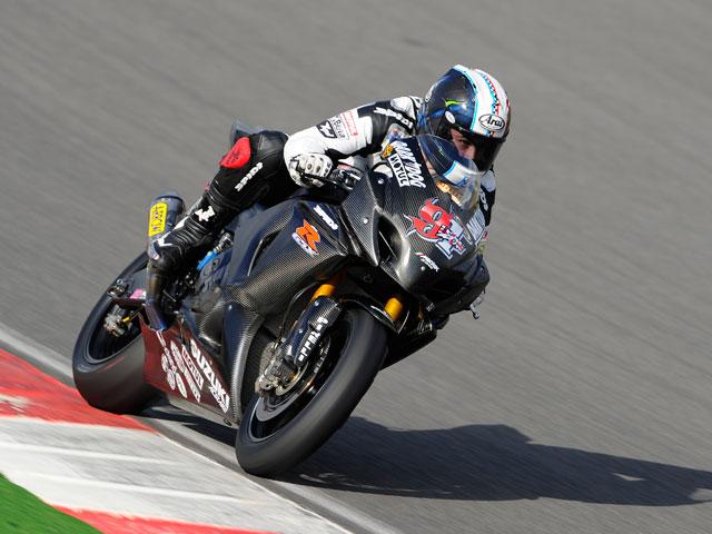Jonathan Rea, el más rápido de Superbike en Portimao
