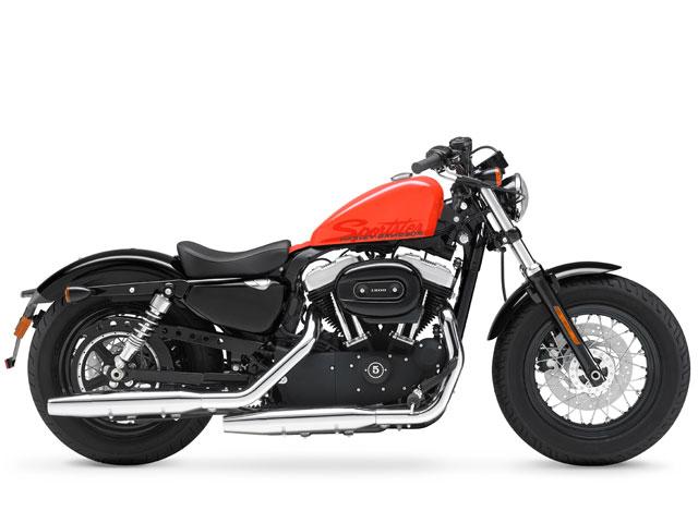 Harley- Davidson Forty- Eight 2010