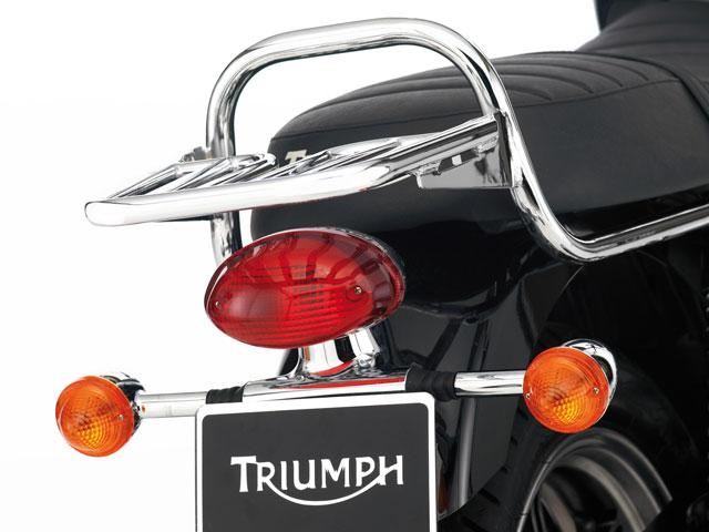 Triumph Bonneville con regalo