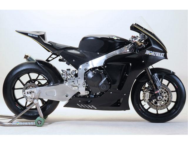 Imagen de Galeria de Moriwaki de Moto2 para el CEV