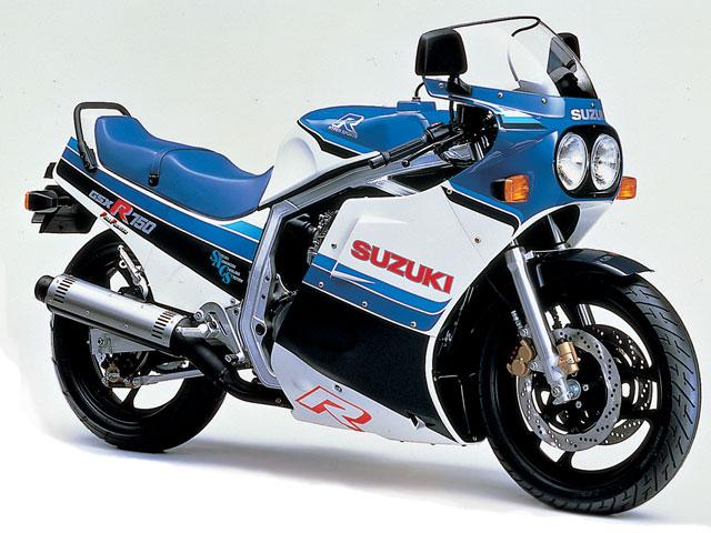 Suzuki GSX-R: todos sus modelos