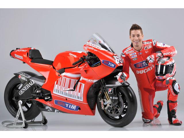 """Imagen de Galeria de Nicky Hayden: """"No tengo ninguna duda sobre mi moto, mi equipo y mi potencial"""""""