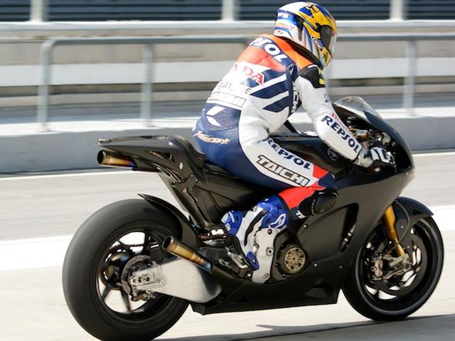 Imagen de Galeria de Honda RC212V 2010, primeras imágenes