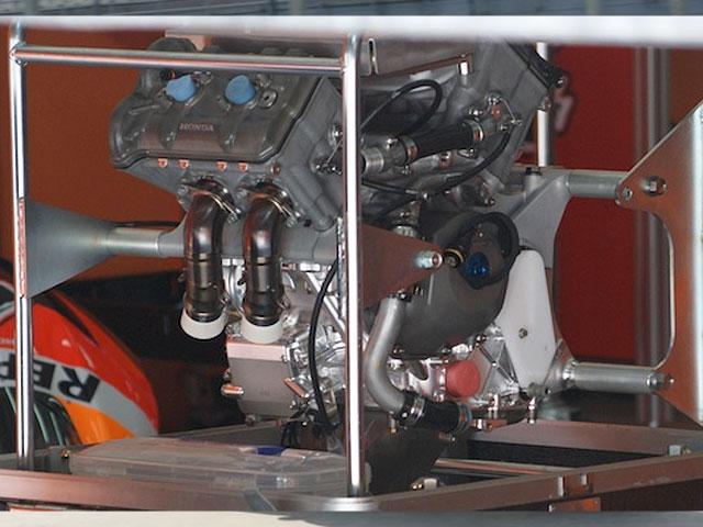 Honda RC212V 2010, primeras imágenes