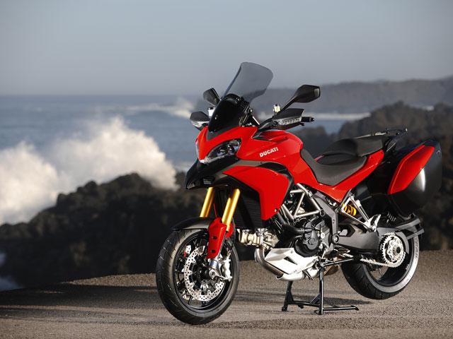 Ducati Multistrada 1200, se amplía el plazo de revisiones