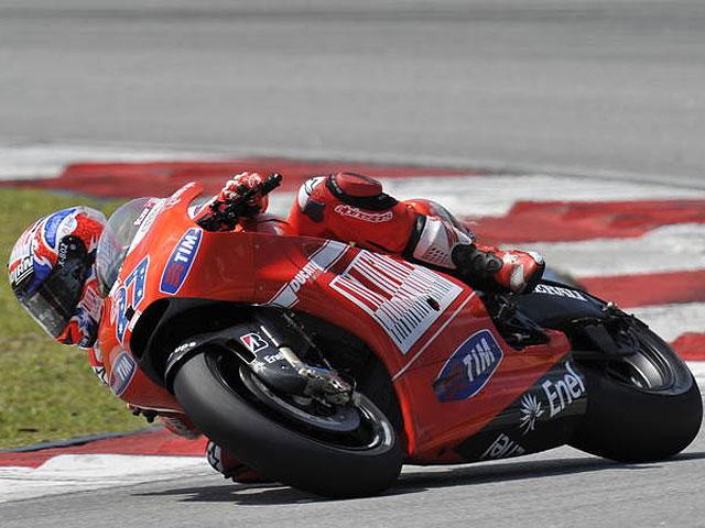"""V. Rossi: """"Es sólo el comienzo, pero estamos en buena forma"""""""