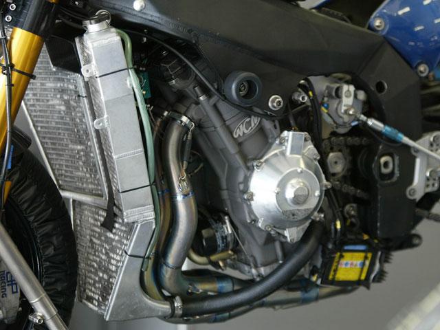 MotoGP será una categoría mixta en 2012