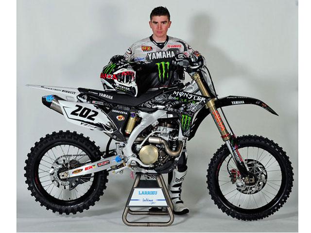 KTM y Yamaha presentan sus equipos oficiales  de motocross