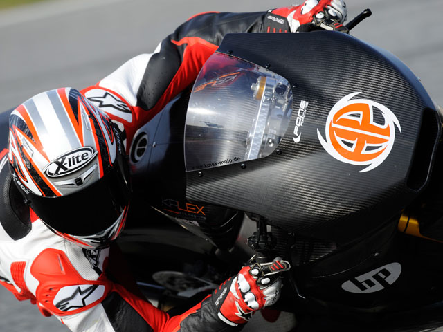 Shoya Tomizawa, el más rápido en Montmeló