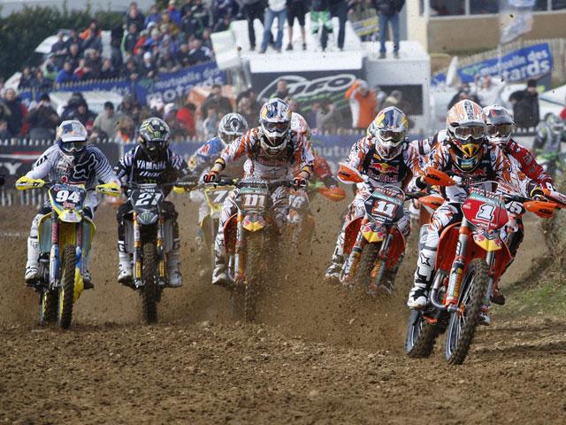 Antonio Cairoli vence en el Motocross de Valence