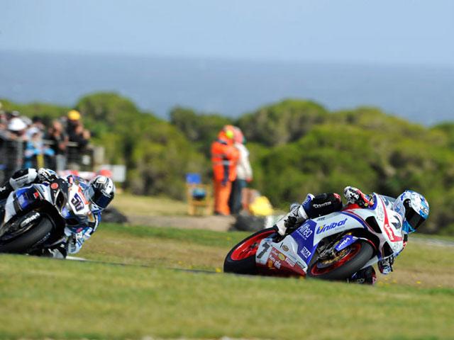 Fotos de las carreras de SBK y SSP en Phillip Island