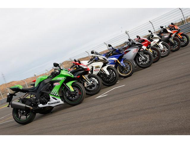 Master Superbike 2010
