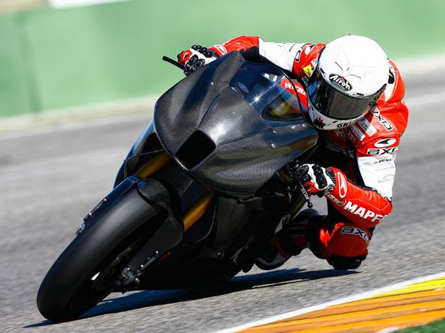 Elías y Márquez, los más rápidos el segundo día de test en Jerez