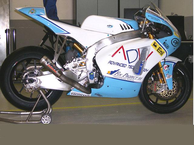Las motos protagonistas de Moto2