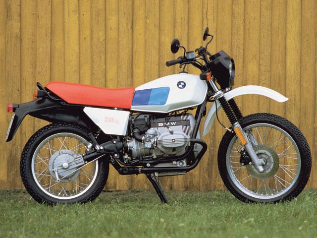 BMW GS. 30 Aniversario