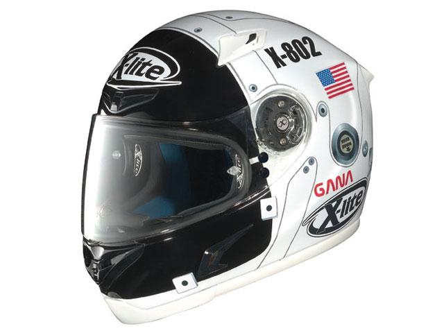 Los cascos Capitán América y Astronauta de Lorenzo, a la venta