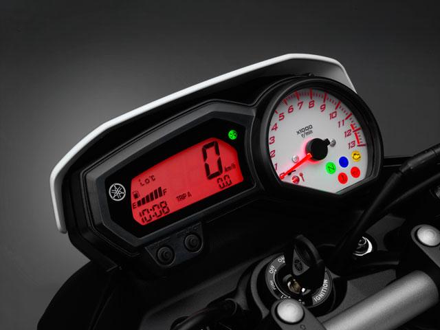 Yamaha presenta las nuevas FZ8 y Fazer8