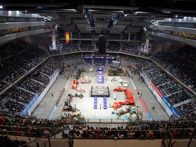 Imagen de Galeria de Toni Bou, victoria en el Trial Indoor de Madrid