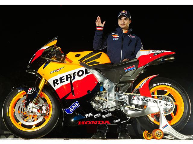 Imagen de Galeria de Presentación del Repsol Honda Team de MotoGP