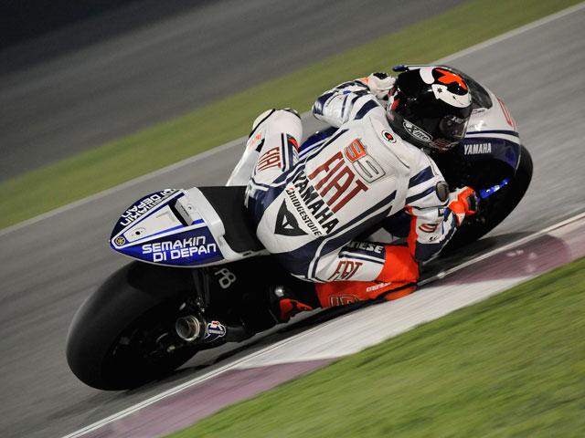 Imagen de Galeria de Casey Stoner, el más rápido de los entrenamientos MotoGP de Qatar