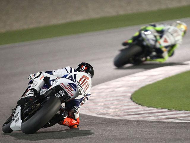 Fotos de los entrenamientos de MotoGP Qatar