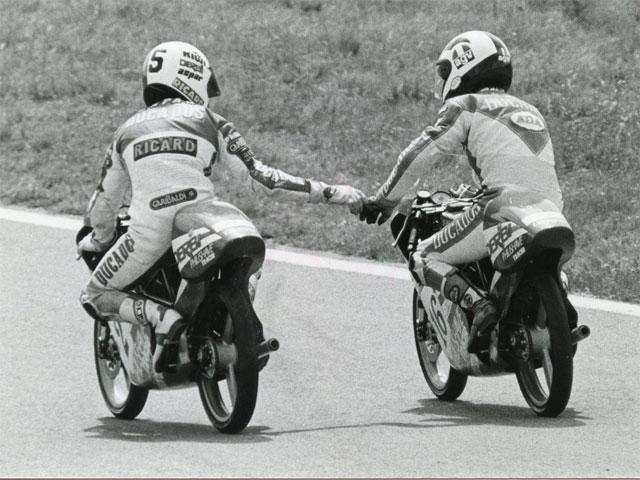 """""""Aspar"""" celebra sus 30 años en el mundo de las motos"""