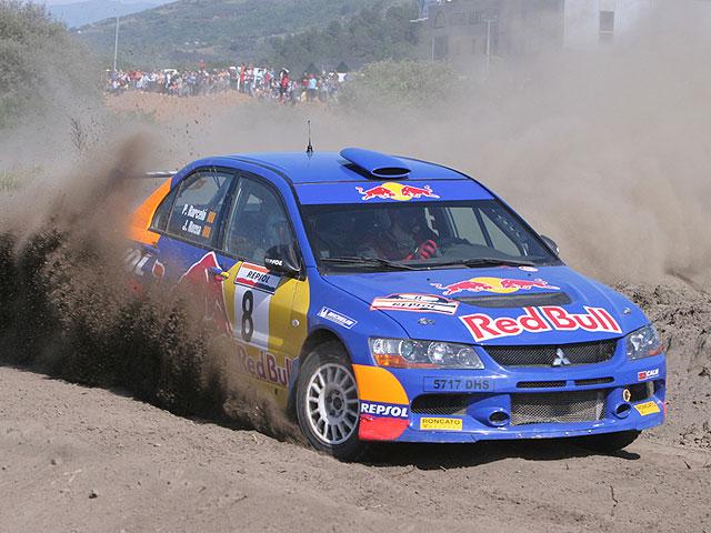 Crivi gana el Rally de Ourense