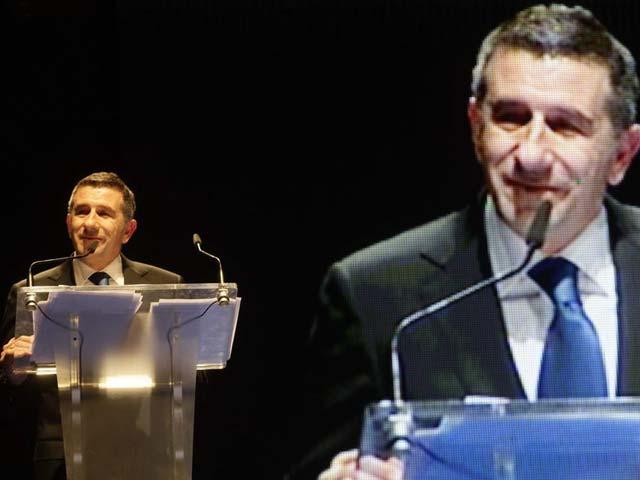 Jorge Martínez Aspar celebra sus 30 años en competición